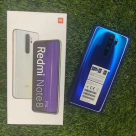 Redmi note 8 pro .6/64. Urgent sell. Only genuine buyers
