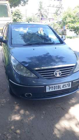Tata Indica Vista Aura + Quadrajet BS-IV, 2011, Diesel