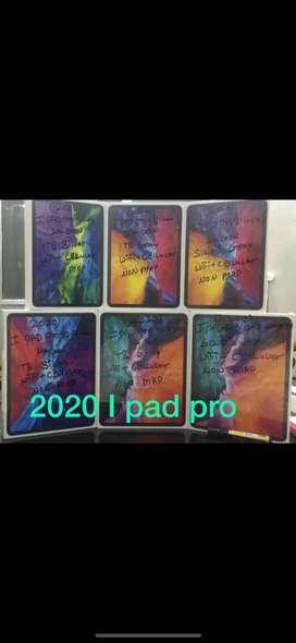 Apple ipad pro 12.9 4 th generation ready stock