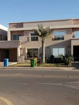 Brand new Double Story Banglow Pricent 1 Quaid Vila Bahria Town Kh