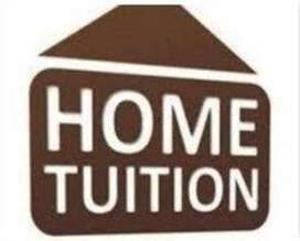 Male/Female Home Tuition Teachers available for all subjects/Classes