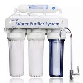 5 Stage Ultra filtration water filter