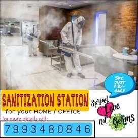 Sanitization works