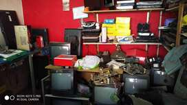LED TV,LCD TV,CRT TV,STABILIZER AC, HOME SERVICE
