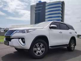 Toyota Fortuner G at disel 2016