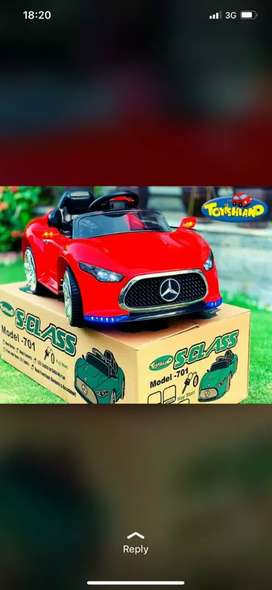 Battery Operated car whole sale price