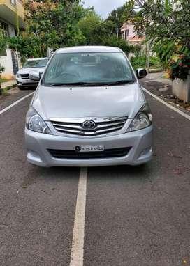 Toyota Innova 2.5 EV Diesel PS 8 Seater BSIII, 2010, Diesel