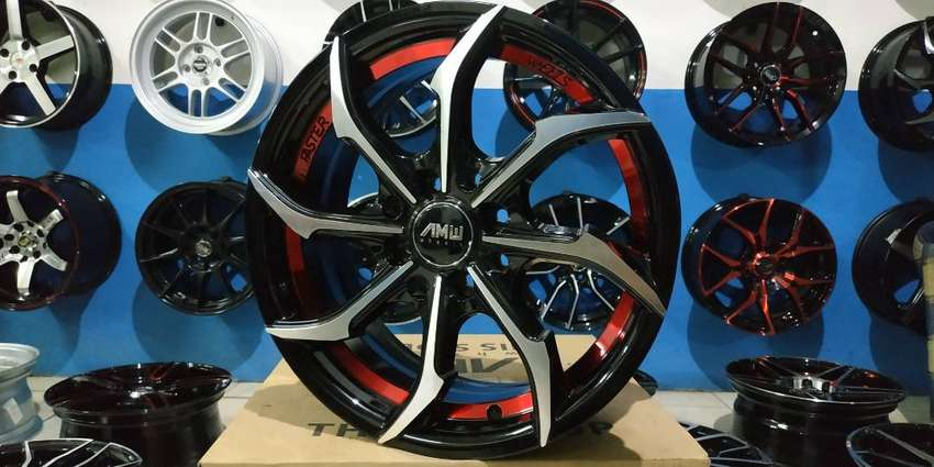 pelek racing wuling confero ring 15