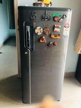 Whirlpool 5 star 190 litres power saving refrigerator