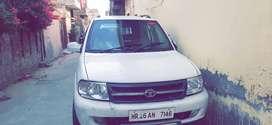 Tata Safari 2007 Diesel Well Maintained hr numb