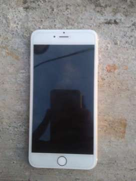 Iphone 6s plus golden colour 16gb