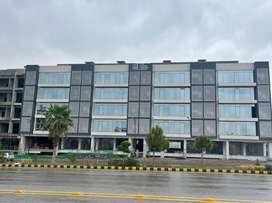 Ground Floor Rented Shop Available In Bahria Enclave Islamabad