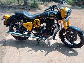 Classic 350cc bullet for sale