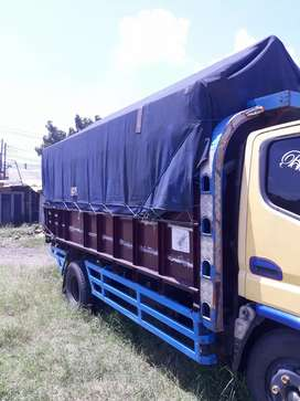 jual canter 2007 double