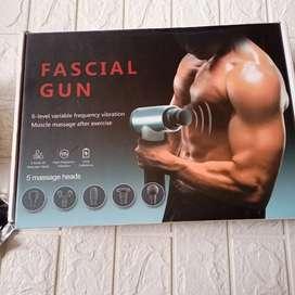 Alat pijat otot fascial Gun
