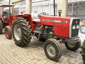 MF 385 MASSEY FERGUSON TRACTORS FOR INSTALLMENT PAR