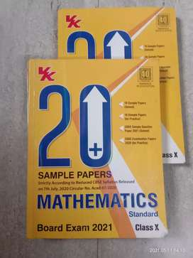XamIdea Sample papers for X (Maths)