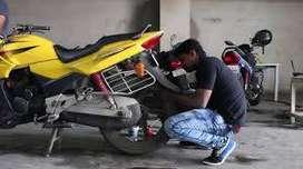 Immedaite Hiring for bike mechanic