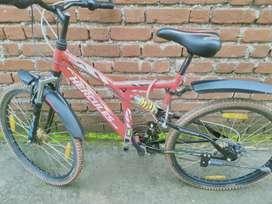 New Hercules gear shifter cycle