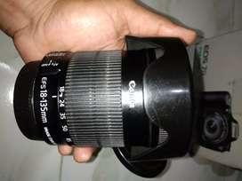 Lensa 18-135mm is