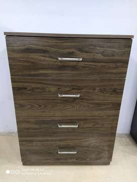 Brand new chest of drawer with huge storage capacity in lowest rate.
