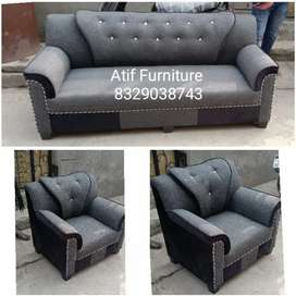 NEwly  TiTLi sofa sat 3+1+1
