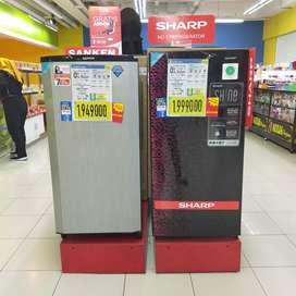Kredit kulkas tanpa dp