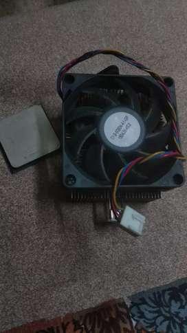 AMD Phenom CPU with cooler