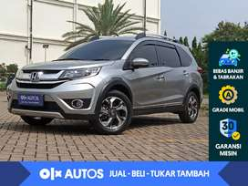 [OLXAutos] Honda BRV 1.5 E A/T 2017 Abu-Abu