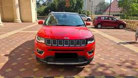 Jeep Compass 2.0 Limited Option, 2017, Diesel