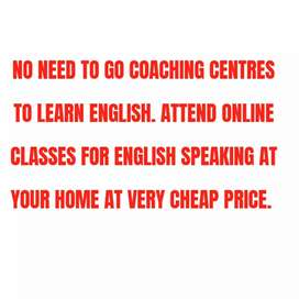 SAVE TIME,SAVE FUTURE WHILE LEARNING ENGLISH AT CHEAP RATE