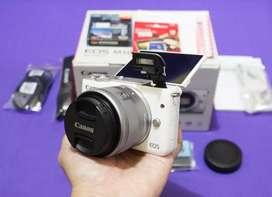 Mirrorless Canon M10 Murah