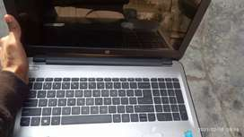 HP i3 5th gen. 2 years used