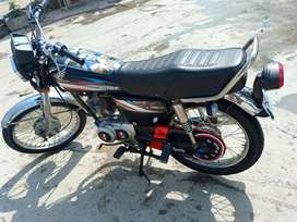 Honda 125 In Very Good Condition