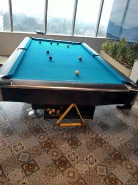 Imported amarican pool table