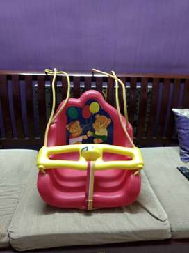 Pre owned Baby swing