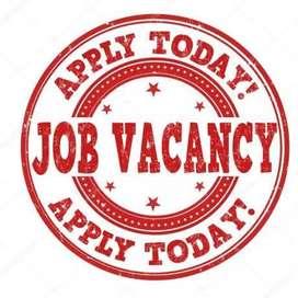 Job Vacancy in Saltlake