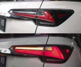Stoplamp Import All New FORTUNER VRz Istimewa