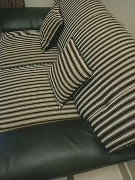 Slightly used sofa in Good Condition Available for sell
