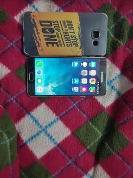 SAMSUNG A5 (2016) IN PERFECTLY NEW CONDITION .