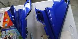 Cover Plastik Samping Sepeda Motor Suzuki R 15