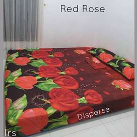 Sprei Homemade Redrose