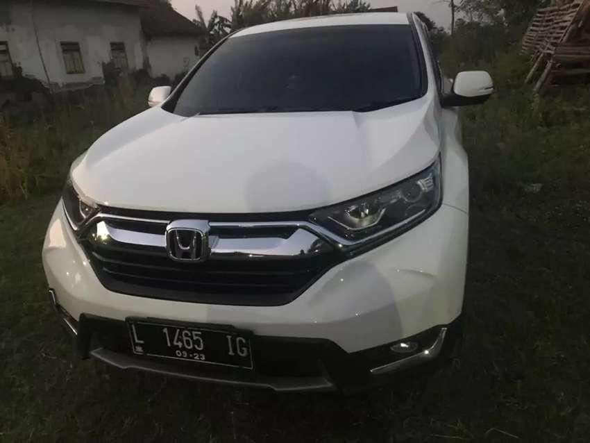 CRV TURBO TANGAN PERTAMA DARI BARU GRESS 0
