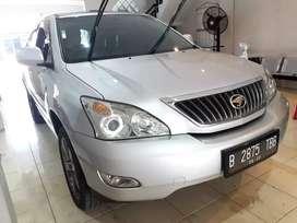 Toyota harrier 2.4 G l prem 2010 good condition siap pakai