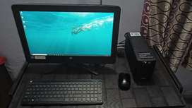 Best condition[for office work or Little more gaming ]HP ALL IN ONE PC