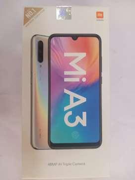 MI A3 Brand new