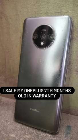 OnePlus 7t 6 months old