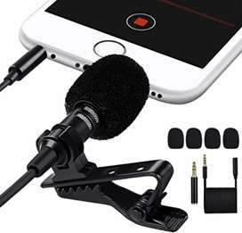 Mic for mobile and laptop etc