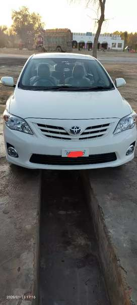 2014 model GLi Lahore number bumper to bumper genuine
