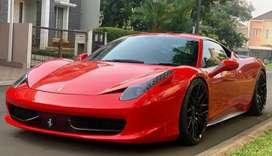 Ferrari 458 italia 2012 (pemakaian pribadi) california ff f12 2013